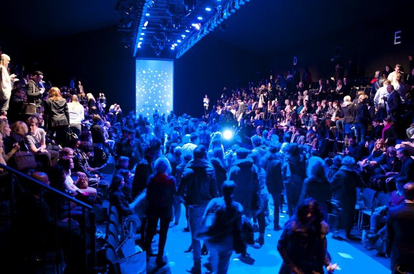 Berlin Fashion Week - брэнд Dimitri