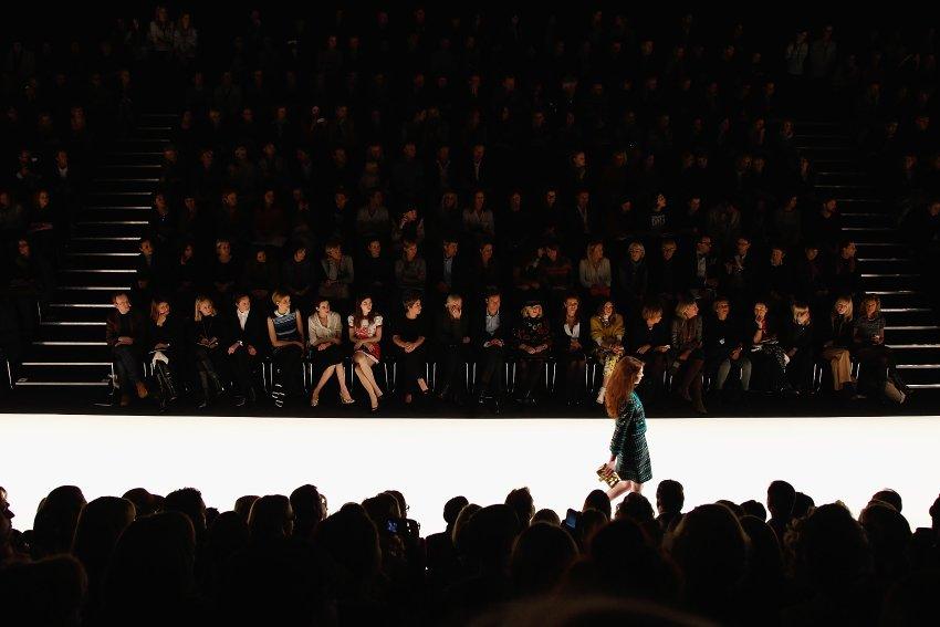 Топ-модель Ева Падберг представила одежу Rena Lange