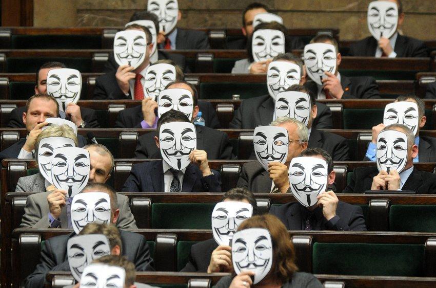 Польские парламентарии против подписания Соглашения АСТА