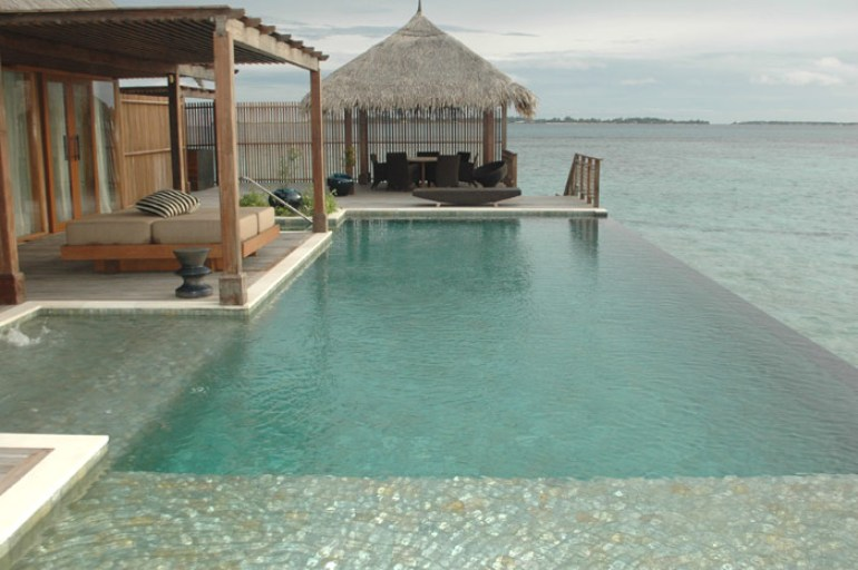 Вилла Muthee на Мальдивах