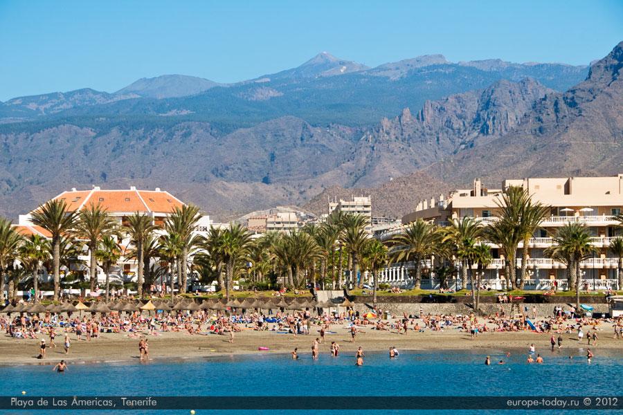 Пляж Эль Камисон (Playa El Camison)