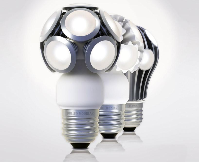 Линейка ламп от немецкой компании Ledo LED Technologie