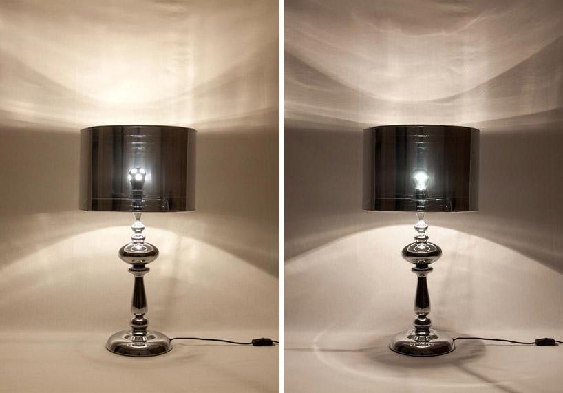 Разница в освещении между обычной лампой накаливания и LED технологиями