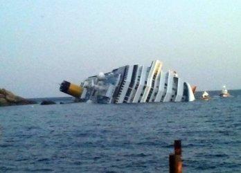Кораблекрушение в Италии