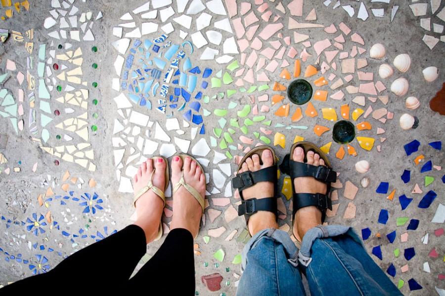 Аргентинская мозаика
