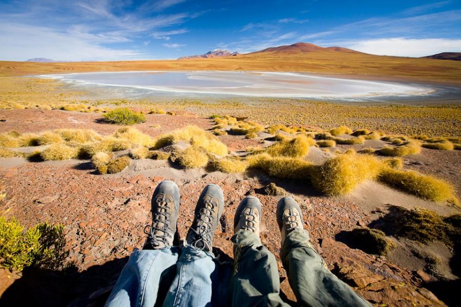 Kollpa Laguna, Боливия