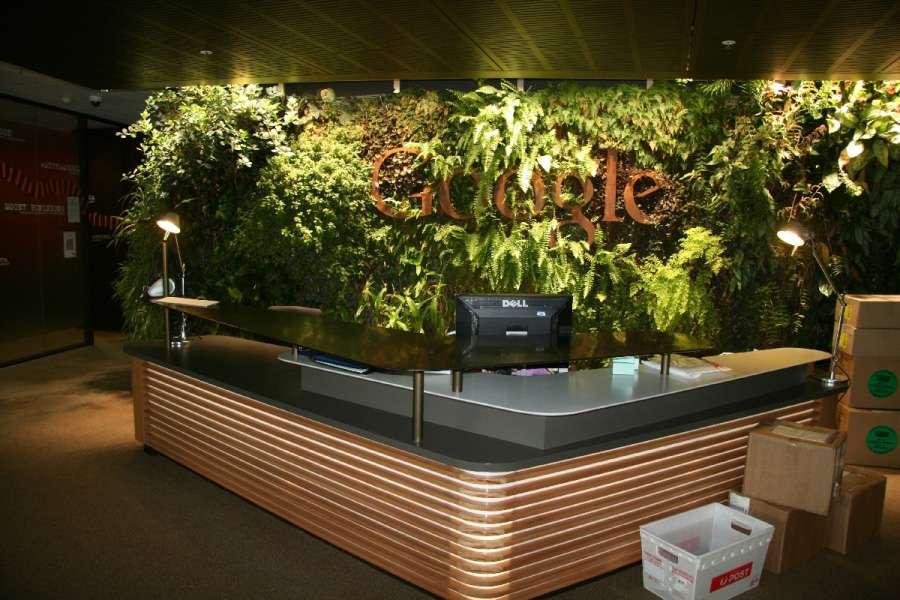 Штаб-квартира Google в Цюрихе