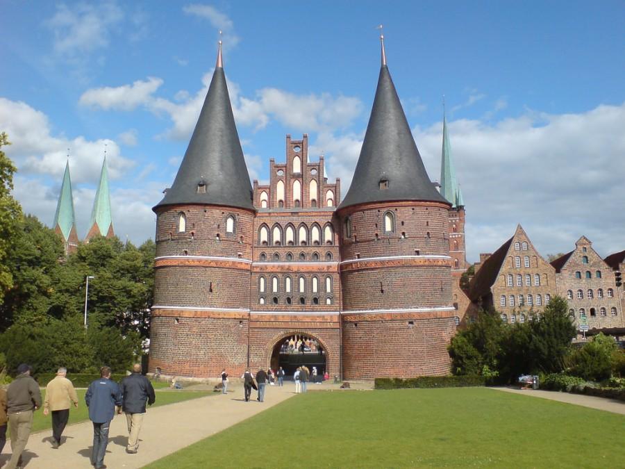 Holstentor - Хольстентор городские ворота, фото andI611
