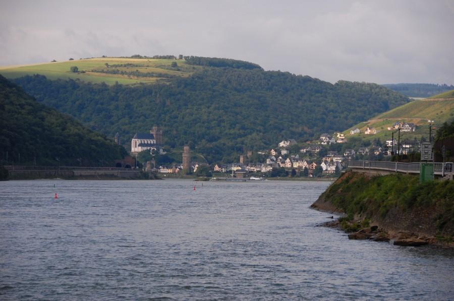 Romantic Rhine - романтическая долина Рейна, фото R B McCann