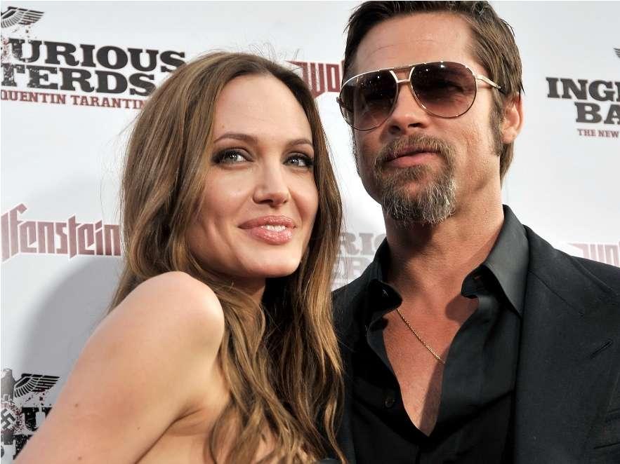 Анджелина Джоли и Брэд Питт опять ждут двойню
