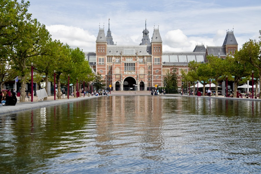Рейксмюзеум в Амстердаме