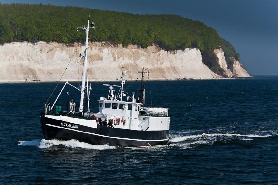 R?gen Cliffs - скалы Рюген, фото kayugee