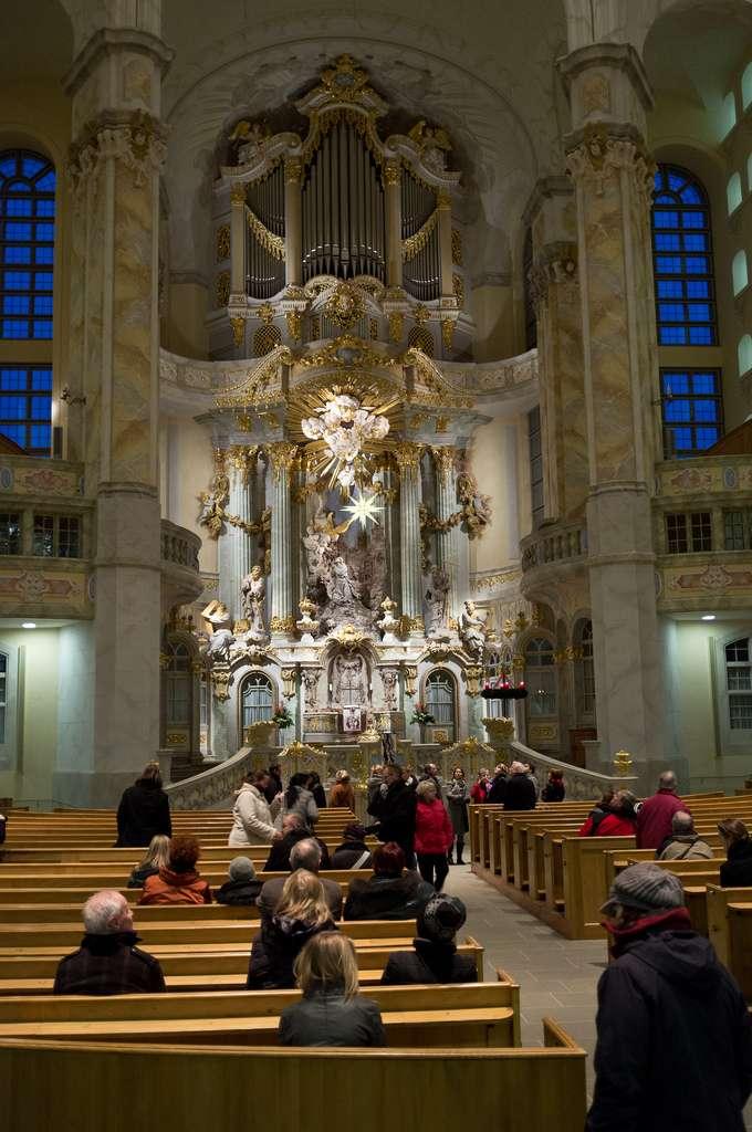 Frauenkirche - Фрауэнкирхе (церковь Богоматери), фото afreakm