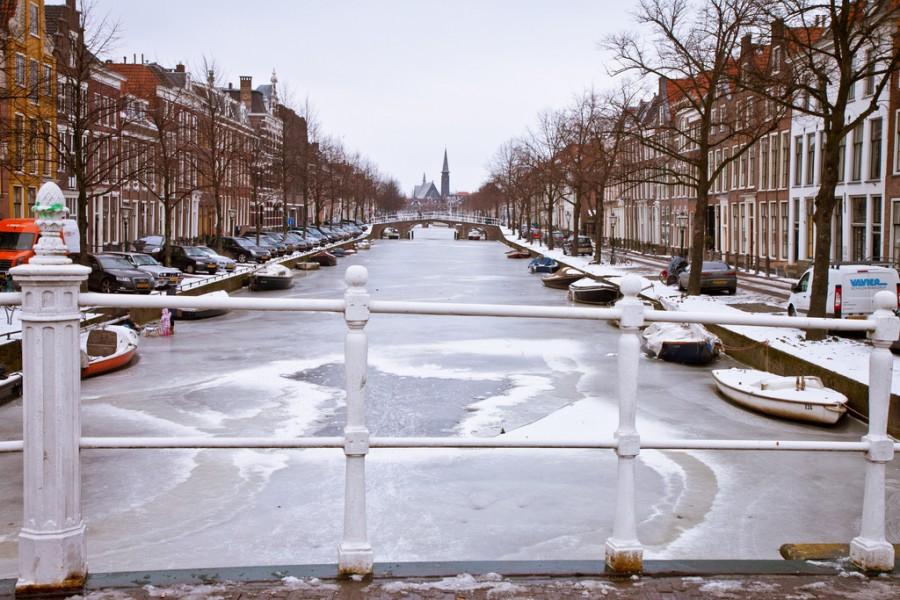 Каналы Лейдена