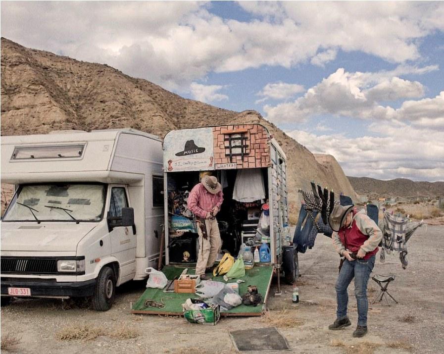 Изображение - размышление, Альмерия в Испании