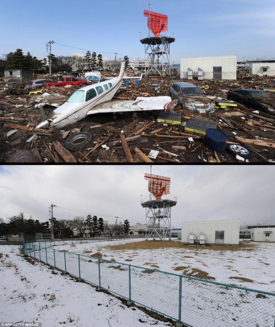 Аэропорт в Натори, Мияги