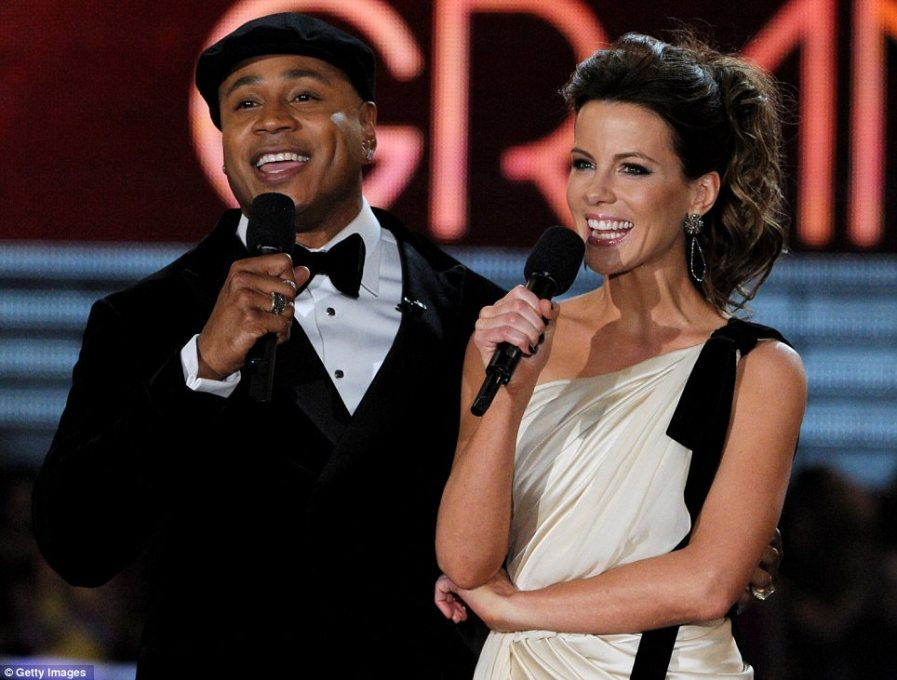LL Cool J и актриса Kate Beckinsale