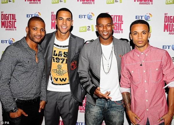 JLS подтвердили свое участие в концерте