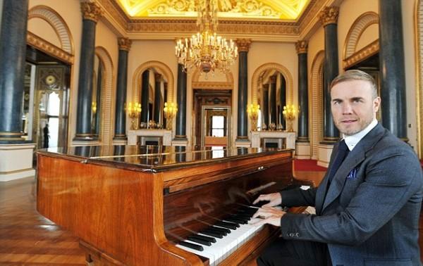 Gary Barlow организует концерт для королевы