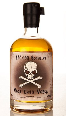 100 000 Scovilles Нага Chilli водка