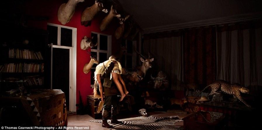 Покахонтас - еще один трофей
