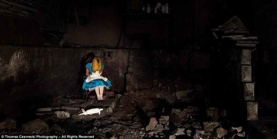 Алиса в стране чудес - просто ловушка