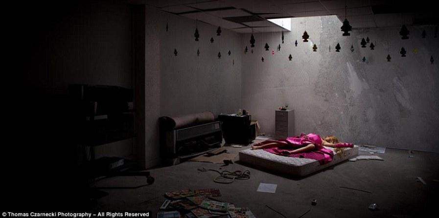 Спящая красавица - Naughty Girl