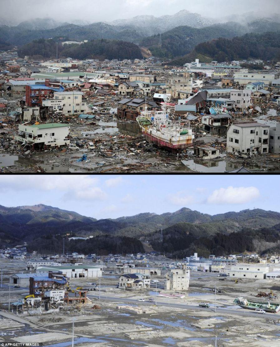 Город Kesennuma