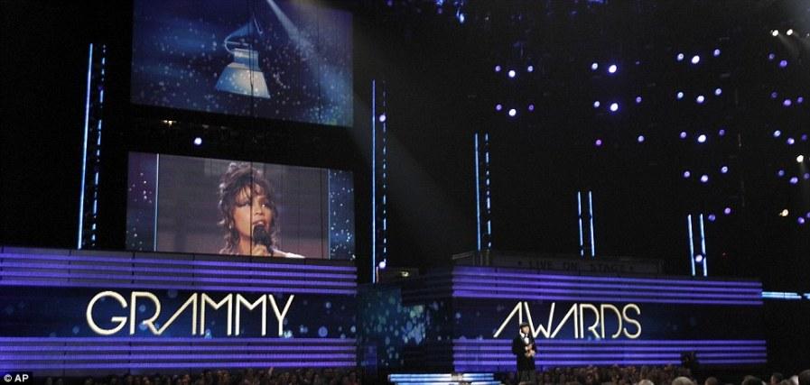Вспоминая Whitney Houston