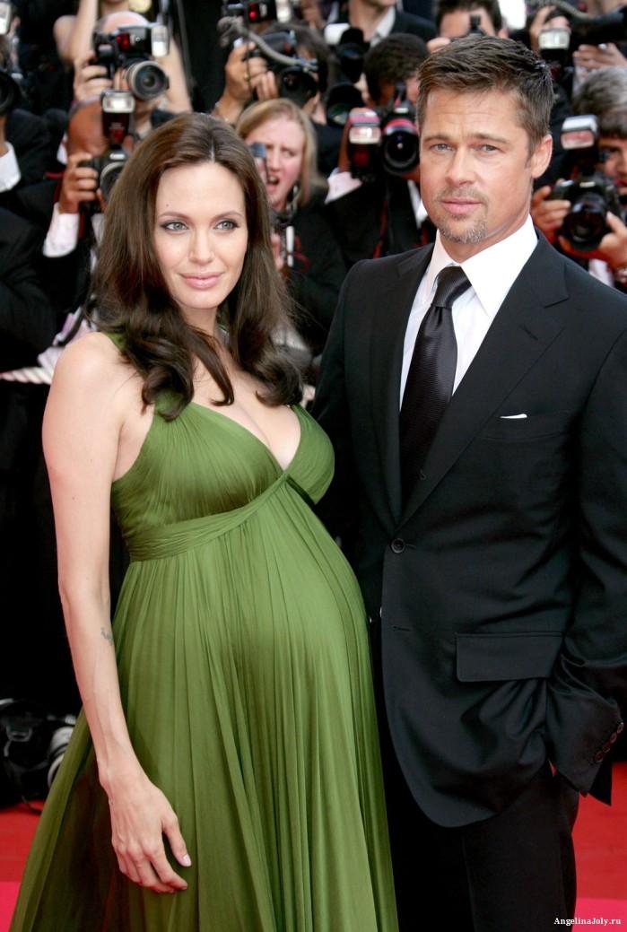 Любую беременность Анджелина считает благословением
