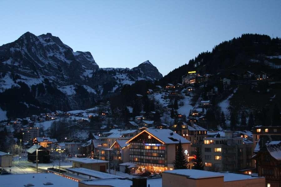 Engelberg в Швейцарии