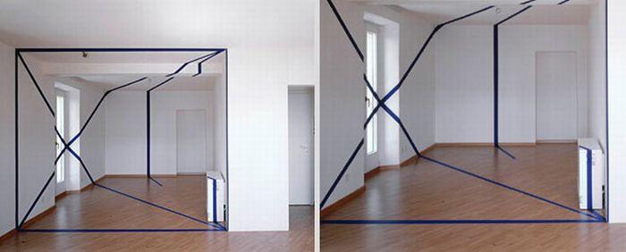 Геометрические иллюзии Феличе Варини