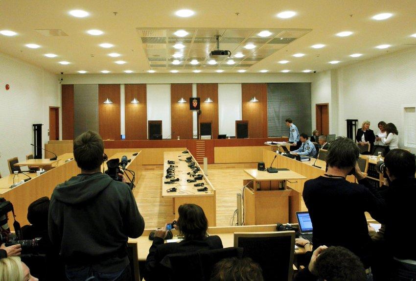 160 журналистов собрались в зале суда