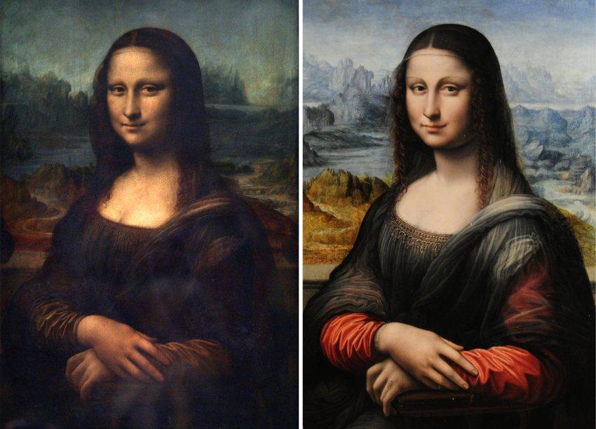 Оригинал и копия