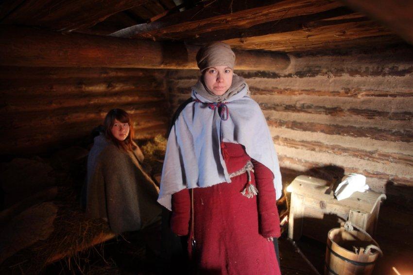 Maarja Lainevoog 22-летний археолог
