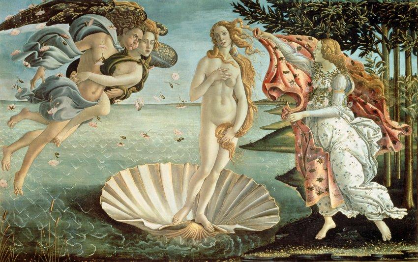 Оригинал Sandro Botticelli