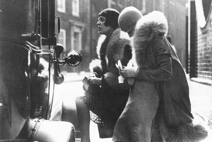 Проститутки Берлина были большие модницы