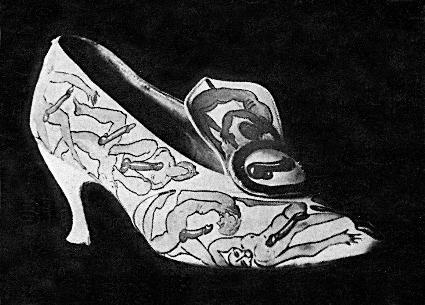Откровенная обувь