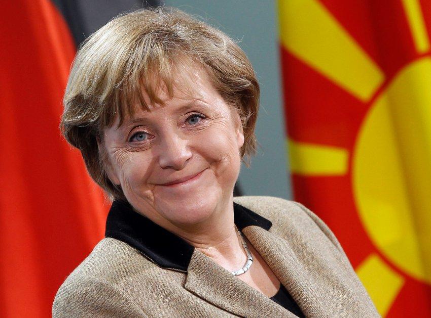 Лагерфельд высоко оценил качества Меркель