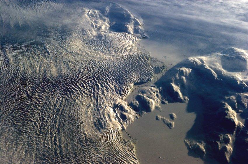 Ледяной покров Гренландии