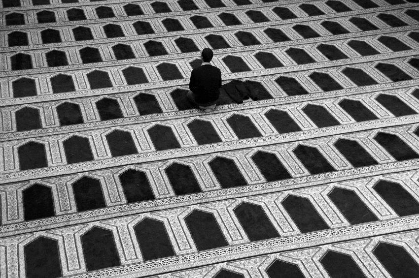Фото серия Поиск, фотограф Agata Szymanska-Medina, второе место