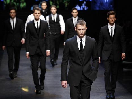 Мужская мода - один из ключевых моментов интернет журналов для мужчин