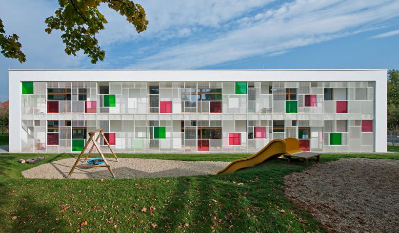 Детский сад в Австрии