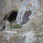 Монастырь Острог в Черногории на высоте 900 метров