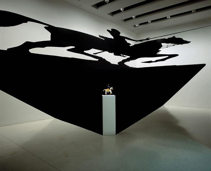 Несуществующие объекты и их тени
