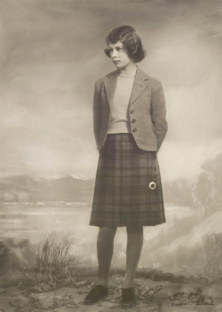 Елизавета в апреле 1940 года