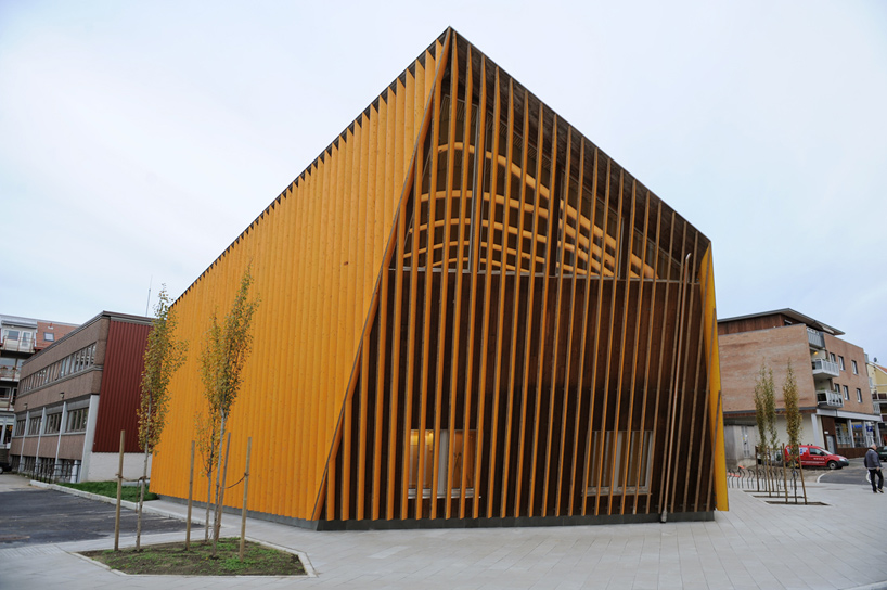Vennesla Library and Cultural centre