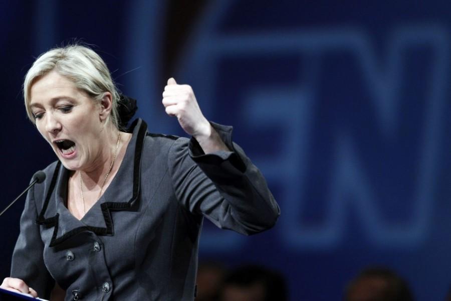Марин Ле Пен стала кандидатом на пост президента Франции