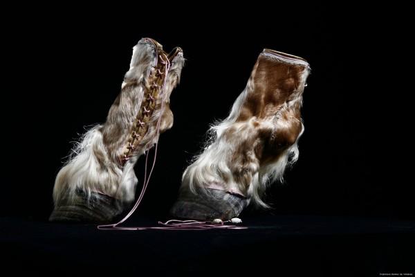 Ботиночки без каблуков