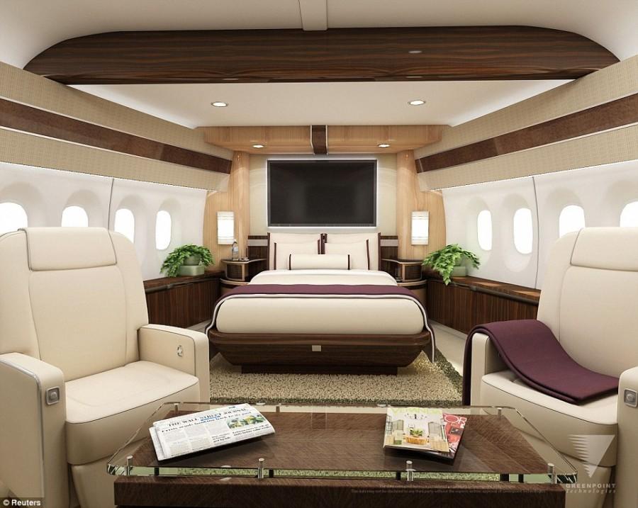 Спальня для VIP-клиентов